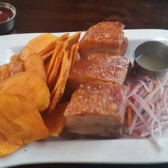 """Photo taken at Restaurant """"Donde Walter"""" by Ana Maria V. on 3/24/2014"""
