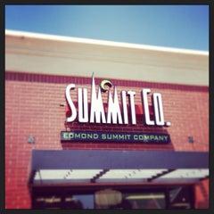 Photo taken at Edmond Summit Co by Alex E. on 5/14/2013