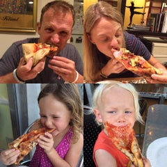 Photo taken at The Good Pizza by Jeffrey P. on 7/29/2015