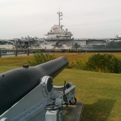 Photo taken at Patriots Point Naval & Maritime Museum by Dan B. on 10/26/2012