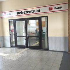 Photo taken at Speyer Hauptbahnhof by James N. on 5/26/2015