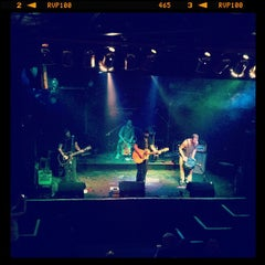 Photo taken at Curtain Club by Deanna E. on 9/30/2012