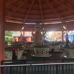 Photo taken at Turkish Delight - Busch Gardens by Gregory W. on 9/19/2015