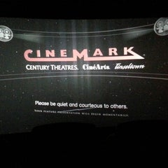 Photo taken at Cinemark - Louis Joliet Mall by Anthony R. on 6/22/2013