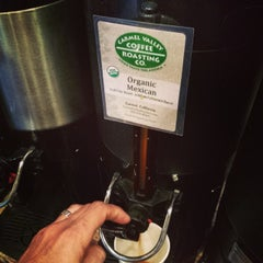 Photo taken at Carmel Valley Coffee Roasting Company by Nathaniel M. on 6/30/2014