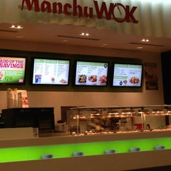 Photo taken at Manchu Wok by Vern H. on 1/7/2013