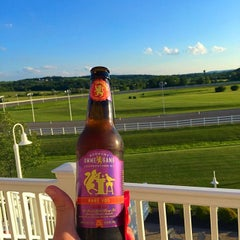 Photo taken at Vernon Downs Casino by Nick B. on 7/23/2015