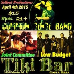 Photo taken at Tiki Bar by Nathan W. on 3/30/2015