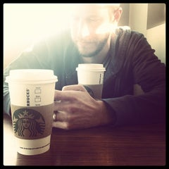 Photo taken at Starbucks by Racheal Z. on 4/23/2013