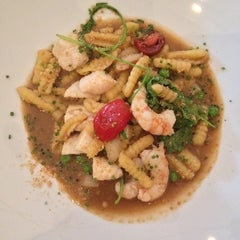 Photo taken at Hawksworth Restaurant by Vikki L. on 8/30/2014