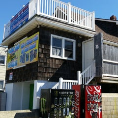Photo taken at MTV Jersey Shore House by They Call Me H. on 8/28/2014
