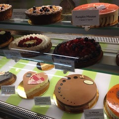 Photo taken at Financier Patisserie by Jackie P. on 2/7/2014
