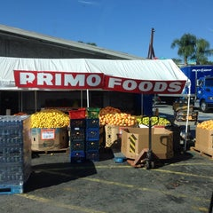Photo taken at Primo Food Mart by Rick I. on 3/14/2014