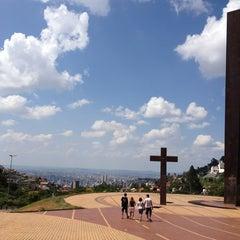 Photo taken at Praça do Papa (Governador Israel Pinheiro) by || Diogo R. on 12/30/2012