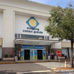 Photo taken at Shopping Campo Grande by || Diogo R. on 10/28/2012