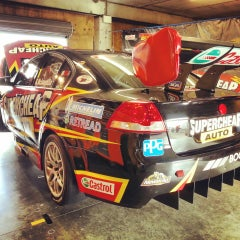 Photo taken at Taupo Motorsport Park by Mary B. on 8/30/2013