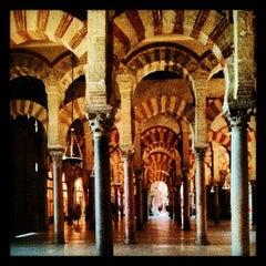 Photo taken at Mezquita-Catedral de Córdoba by Javier A. on 5/24/2013