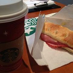 Photo taken at Starbucks by katsusmith on 11/23/2012