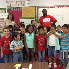 Photo taken at Coronado Village Elementary by Hilrie K. on 4/11/2014