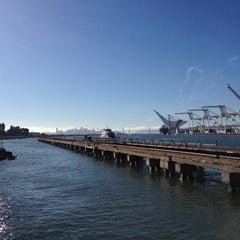 Photo taken at San Francisco Bay Ferry - Alameda Main Street Terminal by Irving G. on 10/7/2012