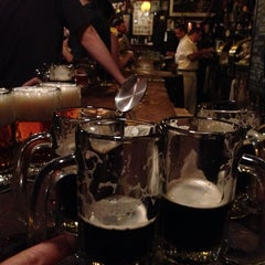 Photo taken at McSorley's Old Ale House by Yam S. on 6/16/2013