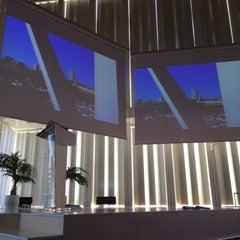 Photo taken at Torre Telefònica Diagonal 00 (CAT HQ) by Alvaro P. on 10/6/2015