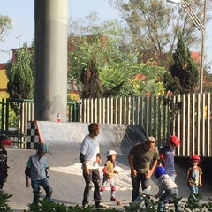Photo taken at Skate Park by Cesar d. on 6/28/2015