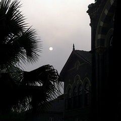 Photo taken at Fergusson College by Prachi S. on 12/4/2012