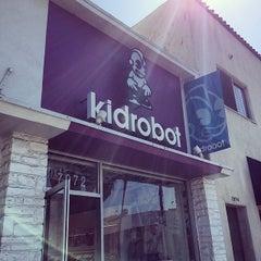 Photo taken at Kidrobot by Tammy G. on 4/24/2014