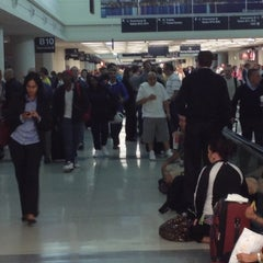 Photo taken at Concourse B by @RalphPaglia #. on 10/26/2012