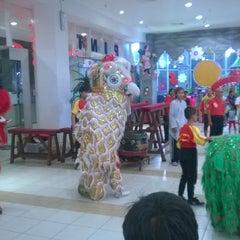 Photo taken at Carrefour by zahuri z. on 2/13/2014