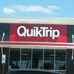 Photo taken at QuikTrip by Barbara K. on 4/22/2013