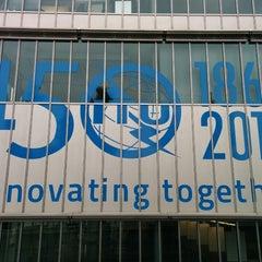 Photo taken at International Telecommunication Union by Stanislav K. on 1/28/2015