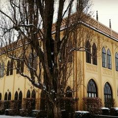 Photo taken at Místodržitelský letohrádek by Stanislav K. on 1/23/2016