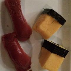 Photo taken at Hamakaze Sushi & Izakaya by Kirin K. on 2/21/2015