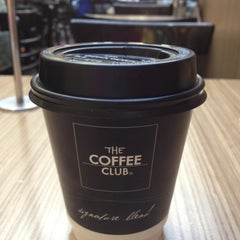 Photo taken at The Coffee Club by Claire O. on 9/18/2012
