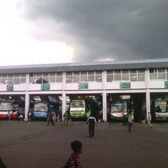 Photo taken at Terminal Purabaya (Bungurasih) by Krisma A. on 4/15/2013