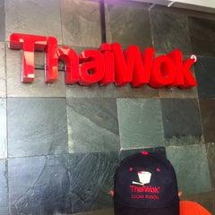 Photo taken at Thaiwok Plaza Sevilla by ThaiWok Plaza Sevilla on 7/10/2014
