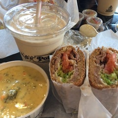 Photo taken at Potbelly Sandwich Shop by Soo Joo P. on 5/12/2014