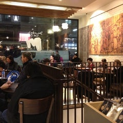 Photo taken at Starbucks by Marcelo A. on 12/6/2012