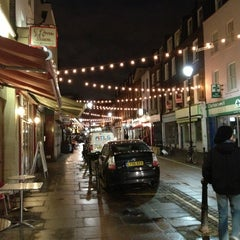 Photo taken at Exmouth Market by Marcelo A. on 12/20/2012
