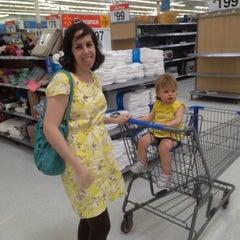 Photo taken at Walmart Supercenter by Stan E. on 4/9/2014