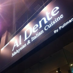 Photo taken at Al Dente by Fauzan O. on 1/11/2013