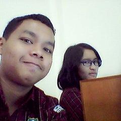 Photo taken at SMA St. Thomas 1 Medan by Johan B. on 1/22/2014