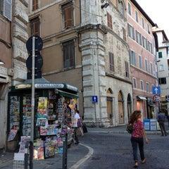 Photo taken at Piazza Giacomo Matteotti by ik0mmi a. on 7/13/2012