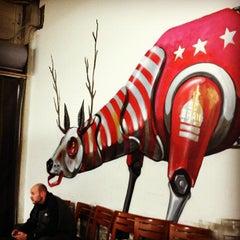 Photo taken at DC Brau Brewing Co by Dan D. on 11/25/2012