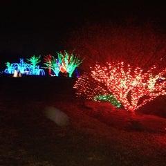 Photo taken at Meadowlark Botanical Gardens by Sonny B. on 11/25/2012