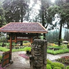 Photo taken at Melrimba Garden by Umar I. on 5/5/2015