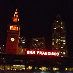 Photo taken at Golden Gate San Francisco Ferry Terminal by emily g. on 11/5/2012