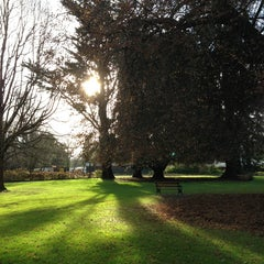 Photo taken at Christchurch Botanic Gardens by ゆたぽん on 7/1/2013